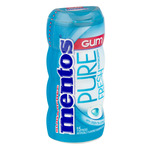 Mentos Pure Fresh Sugar Free Gum Wintergreen