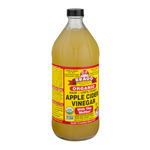 Bragg Organic Apple Cider Vinegar Raw Unfiltered (Non-GMO Certified)