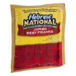 Hebrew National Beef Franks Jumbo