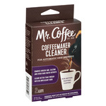 Mr. Coffee Coffeemaker Cleaner For Automatic Drip Brewers - 2 CT
