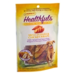 Ruffin' It Healthfuls Wholesome Treats For Dogs Sweet Potato & Chicken Wraps