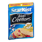 StarKist Tuna Creations Zesty Lemon Pepper
