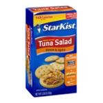 StarKist ® Sweet & Spicy Tuna Salad 3.28 oz. Box
