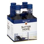 Sutter Home Merlot - 4 CT