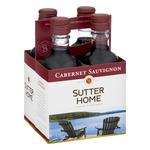 Sutter Home Cabernet Sauvignon - 4 CT