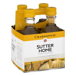 Sutter Home Chardonnay - 4 CT