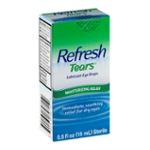 Refresh Tears Lubricant Eye Drops Moisturizing Relief