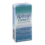 Refresh Contacts Contact Lens Comfort Drops