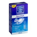 Clear Care Plus Cleaning & Disinfecting Solution With HydraGlyde