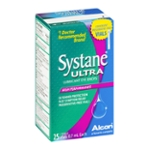 Systane Ultra Lubricant Eye Drops High Performance Vials - 25 CT