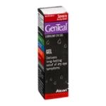GenTeal Tears Lubricant Eye Gel Severe Dry Eye Symptom Relief