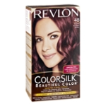 Revlon ColorSilk 48 Burgundy Permanent Hair Color