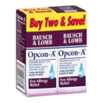 Opcon-A Eye Allergy Relief - 2 CT
