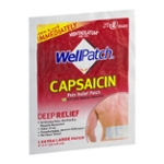 WellPatch Warming Pain Relief Patch Extra Large - 1 CT