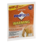 WellPatch Heat Therapy Pain Relief Patch Large - 1 CT