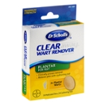 Dr. Scholl's Clearaway Wart Remover Plantar - 24 CT