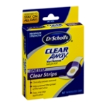 Dr. Scholl's Clear Away Wart Remover Clear Strips - 14 CT