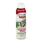 Ivy-Dry Super Pain and Itch Relief Continuous Spray