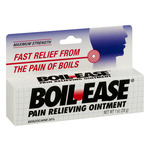 Boil-Ease Pain Relieving Ointment