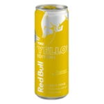 Red Bull Energy Drink The Yellow Edition Tropical