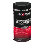 Six Star Testosterone Booster Elite Series Caplets - 60 CT