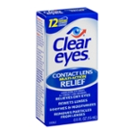 Clear Eyes Contact Lens Multi-Action Relief Eye Drops