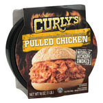 Curly's Pulled Chicken Barbecue Sauce with Hickory Smoked