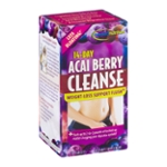 Applied Nutrition 14-Day Acai Berry Cleanse Weight-Loss Support Flush Tablets - 56 CT