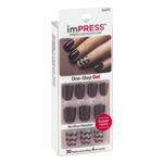 imPRESS Press-On Manicure One-Step Gel Casting Call - 36 CT