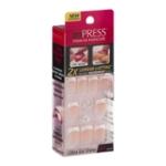 ImPRESS Press-On Manicure Ultra Gel Shine Gel Nails Rock It - 24 CT