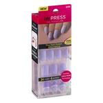 imPRESS Gel Manicure Oval Edition
