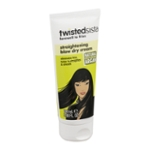 Twisted Sista Straightening Blow Dry Cream