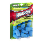 Hearos Ear Plugs Xtreme Protection Series - 14 PR