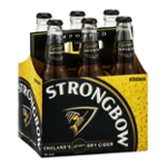 Strongbow Cider - 6 PK