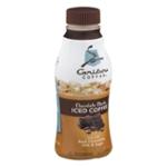 Caribou Coffee Iced Coffee Chocolate Mocha