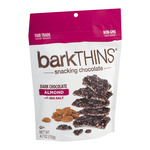 barkTHINS Dark Chocolate Almond with Sea Salt, 4.7 oz