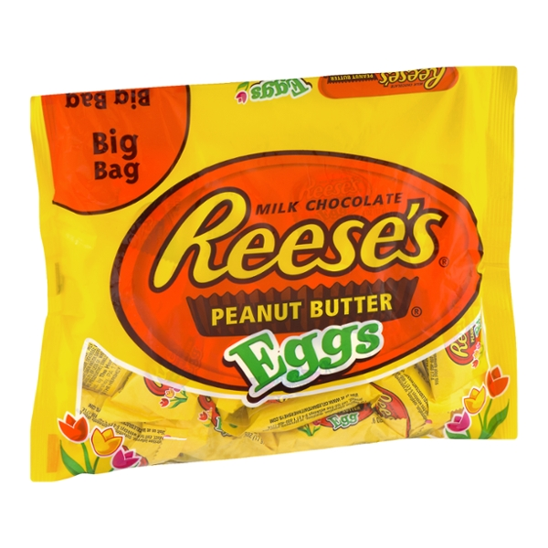 REESE'S Easter Snack Size Peanut Butter Eggs, 16.9 oz