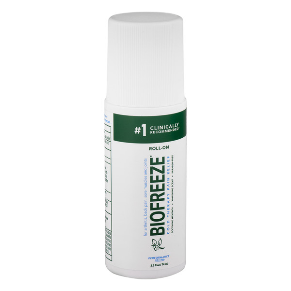 Biofreeze Cold Therapy Pain Relief Roll-On