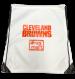 Cleveland Browns Drawstring Bag