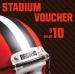Cleveland Browns $10 Stadium Voucher