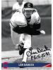 Indians - Len Barker Autographed Photo