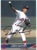 Indians - Dennis Martinez Autographed Picture