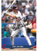 Indians - Cory Snyder Autographed Photo