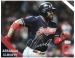 INDIANS – Abraham Almonte Signed photo