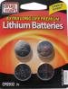 DDM Lithium 3V CR2032 4 Pack