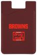 Browns Phone Wallet