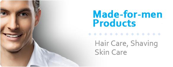 Cosmetics Men's Grooming