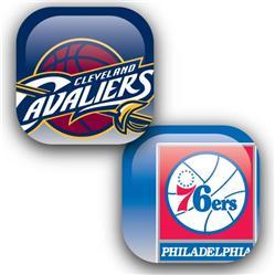 cavaliers vs 76ers - photo #12