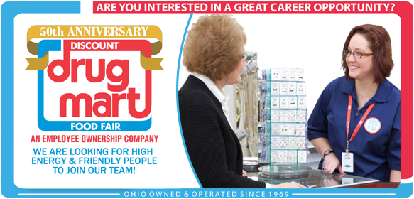 Career Opportunities Discount Drug Mart