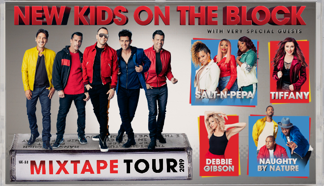Rocket Mortgage FieldHouse  - New Kids On The Block @ Quicken Loans Arena | Cleveland | Ohio | United States